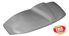 SBV1003   1973-1979 VW Super Beetle Single Air Scoop Sunvisor