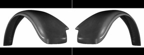 K201-RR/LR 1971-1972 VW Super Beetle Broad Eye Heavy Duty Baja Rear Fenders PAIR