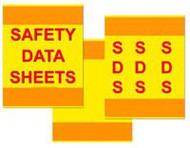 3 Piece SDS Binder Cover Kit