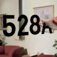 Die Cut Vinyl Numbers, 10/pkg