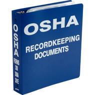 OSHA 300 Record Document Binder