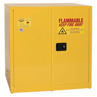 Eagle Flammable Liquid Safety Cabinets, Work Bench, 60 gallon
