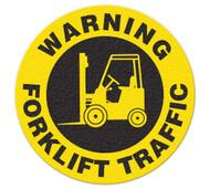 Anti-Slip Safety Floor Marker, Warning Forklift Traffic