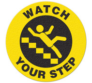 Anti-Slip Safety Floor Markers, Watch Your Step