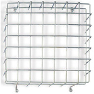 """Picture of the Wire Guard Cage for Exit Signs, 13-5/8"""" w x 13-5/8"""" h x 4.5"""" d."""