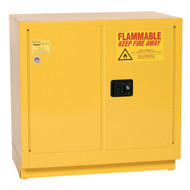Eagle Under Counter Flammable Liquid Safety Cabinets, 22 gallon