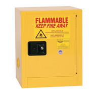 Eagle Bench Top Flammable Liquid Safety Cabinets, 4 gallon