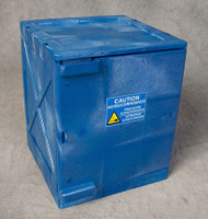 Eagle Modular Quik-Assembly™ Polyethylene  Acid & Corrosive Cabinets, 4 Gallon