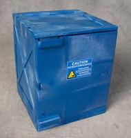Eagle Modular Quik-Assembly™ Polyethylene  Acid & Corrosive Cabinets, 4 Gallon