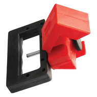 Zing 480/600V Oversize Clamp-On Circuit Breaker Lockout Device