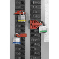 Zing 120/277 V Single Pole Electrical Breaker Lockout Device