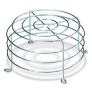 A photograph of a 09010 wire smoke detector guard.