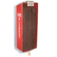 ABS Fire Blanket Cabinet w/ Wool Blanket