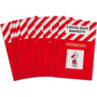 Lockout Safety Training Handbooks