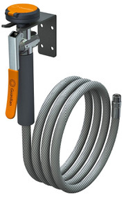A photograph of a Guardian G5025 Drench Hose Unit, Drench Hose Unit, Wall Mounted.