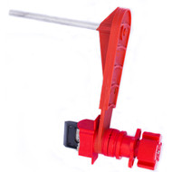 Zing Universal Valve Lockout w/ Blocking Arm, Large or Small