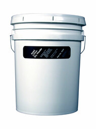 A picture of a 45 lb pail of Ansul Lith-X Class D Extinguisher Powder.