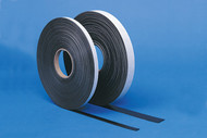 Write-On Magnetic Label Rolls, 50'