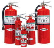 Amerex Halotron I Fire Extinguishers