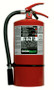 A photo of the 9.5 lb Ansul CleanGuard clean agent fire extinguisher.