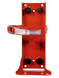 A photo of the Ansul 25420 Vehicle Bracket for 20 lb CO2 Extinguishers.