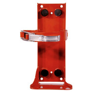 A photo of an Ansul 25419 Vehicle Bracket for 5 lb CO2 Extinguishers.