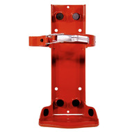 A photo of an Ansul 30937 Vehicle Bracket for 20 lb dry chemical extinguishers.