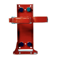 A photo of the Standard duty bracket for Ansul Red Line Model 10 Cartridge Extinguishers.