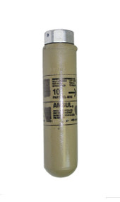 A photo of the model 10 replacement gas cartridge for Ansul Model 10 Red Line extinguishers.