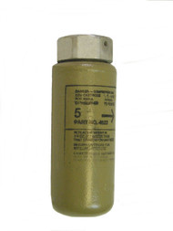 A photograph of a 09764 replacement gas cartridge for Ansul model 5 red line extinguishers.