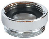 A photograph of the AP400-012 Female Faucet Inlet Adapter for G1100 and G1200 Series Eyewashes.