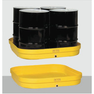 A photograph of a 04302 model 1638 eagle 4 drum budget drum basin.