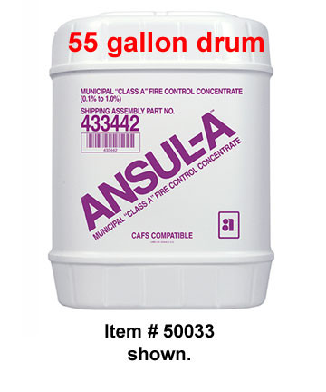A picture of an Ansul-A™ Municipal Class Fire Control Concentrate 5 gallon (19 liter) pail