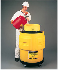 A photograph of a 04315 single drum spill containment unit.