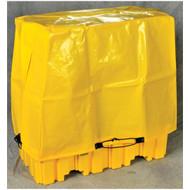 A photograph of a 04322 drum pallet tarp.