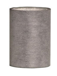 A photograph of a BL-S17101 Bullard S17101 Carbofine outlet filter for fresh air pumps.