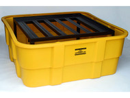 Eagle IBC (Intermediate Bulk Container) Spill Containment Units