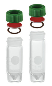 Conical Reaction Vial, Heavy-Wall, Minum-Ware®