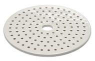 A photograph of a CG-8260 porcelain desiccator plate.