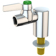 A photograph of the L4301-121-WSA High Flow Laboratory Water Valve including the mounting shank.