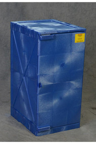 Eagle Modular Quik-Assembly™ Polyethylene  Acid & Corrosive Cabinets, 12 Gallon