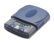 Photograph of  Ohaus PS Portable Electronic Balances, 120 or 250 g Capacities , facing left.