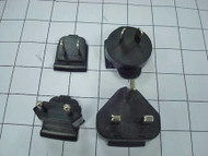 Photograph of Universal AC Prong Set for Ohaus Balance Power Adapters.