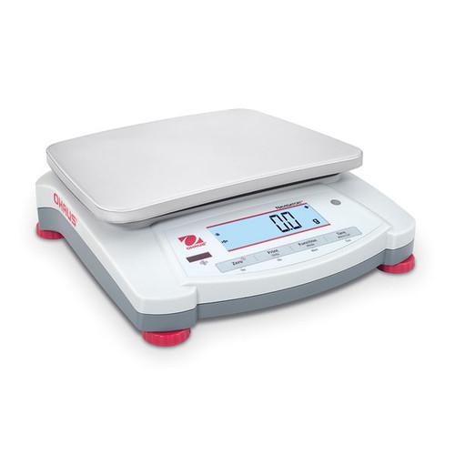 Photograph of  Ohaus Navigator NVT Portable Electronic Scales w/ Touchless Sensor