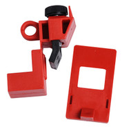 Brady 120/277V Clamp-On Breaker Lockout