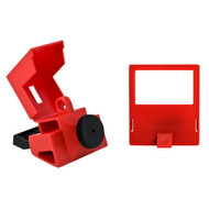 Brady 480/600V Clamp-On Breaker Lockout
