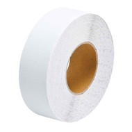 """Picture of the Brady Indoor/Outdoor Antiskid Tape, 2"""" x 60' Roll, White."""
