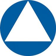 California Title 24 ADA Restroom Sign, Gender-Neutral