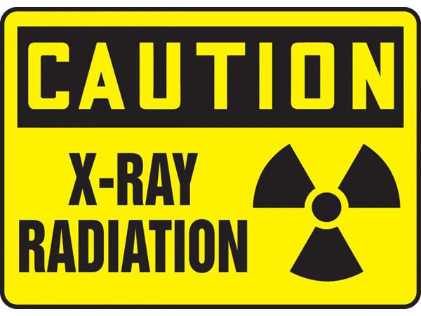 radiation x ray