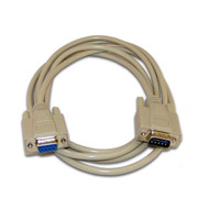 Photograph of Cable, RS232, IBM 9P for Ohaus Balances.